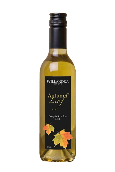 2015 Botrytis Semillon Autumn Leaf